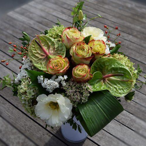 buket-cvijeća-ruže-anturijum