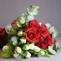 Cvjećarnica Fani_Buketi_Poruka ljubavi mali