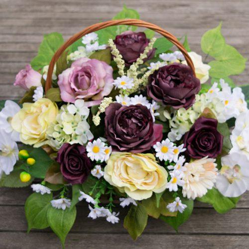 Cvjećarnica Fani_Umjetno cvijeće_Aranžman 8_