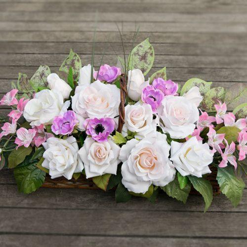Cvjećarnica Fani_Umjetno cvijeće_Aranžman 9_