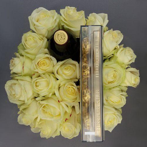 Cvjećarnica Fani_Flowerbox_Kutija deluxe_