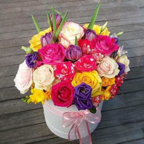 Cvjećarnica Fani_Flowerbox_Kutija sreće