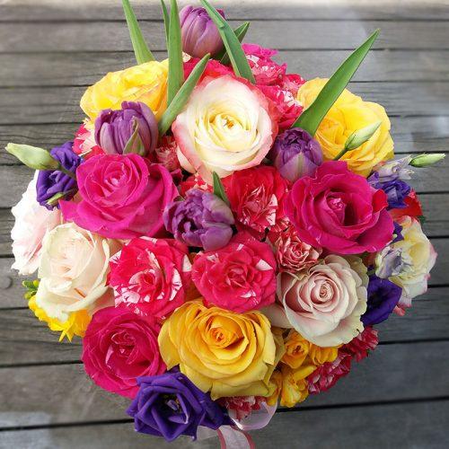 Cvjećarnica Fani_Flowerbox_Kutija sreće_
