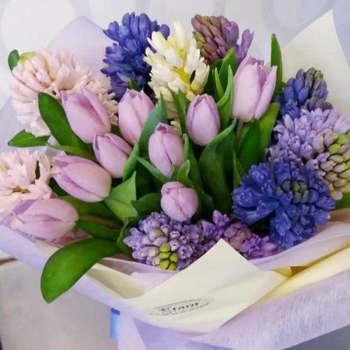 Springflowers_Proljetni buket_Cvjećarnica Fani_