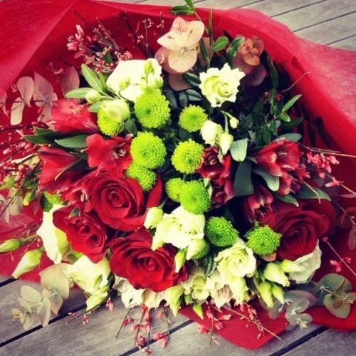 Proljetna ljubav_Buket_Cvjećarnica Fani